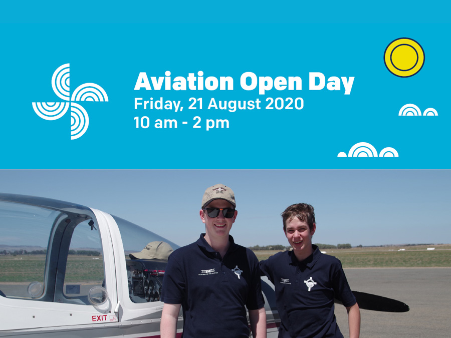 Aviation Open Day advert